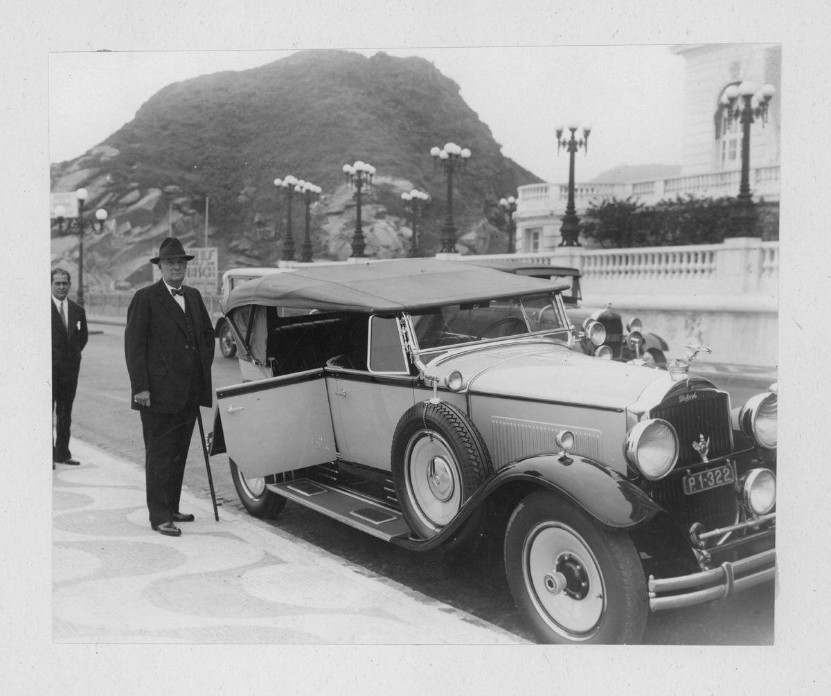 Packard Alvear