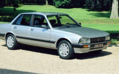 El Peugeot 505 canta los 40