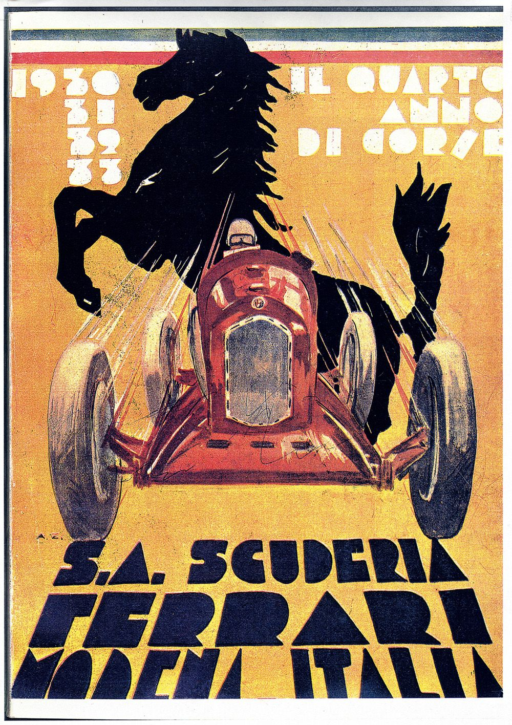 1412359_16. Scuderia Ferrari poster designed to celebrate Scuderia's fourth year of agility 1933_edited-1