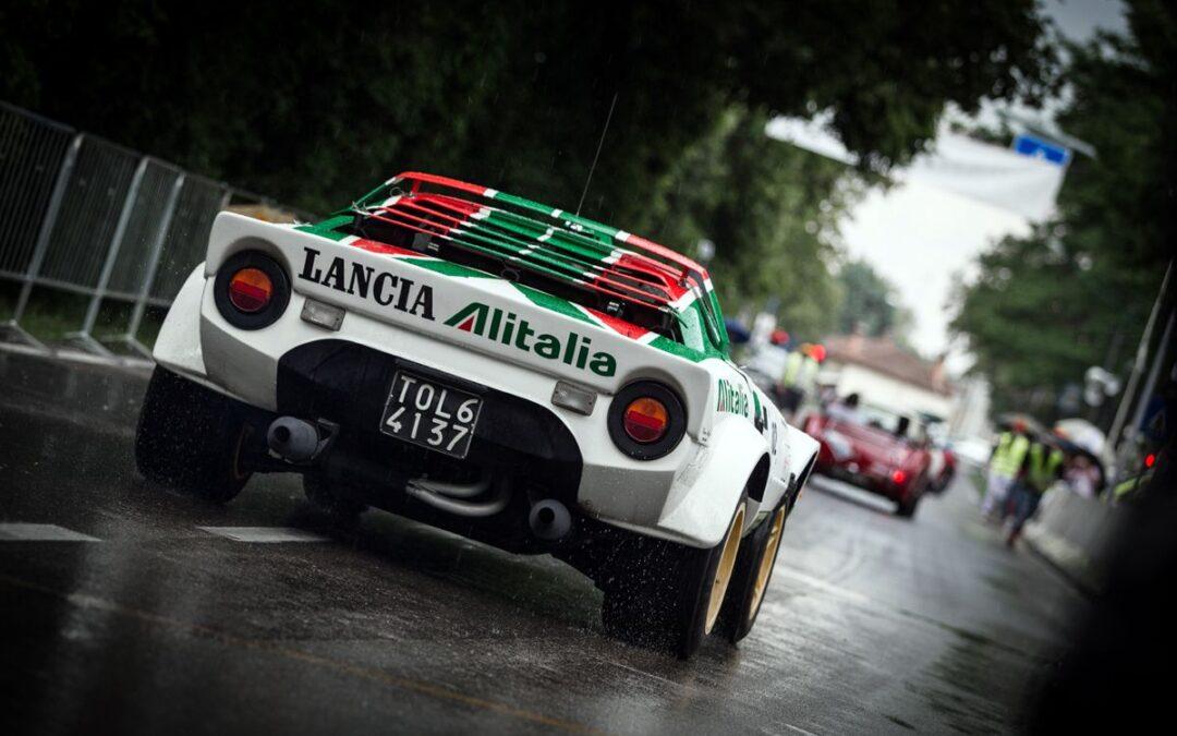 Lancia Stratos de Alitalia al Salón de la Fama