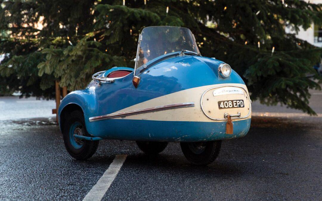 Rétromobile 2019: el Brütsch Mopetta de remate