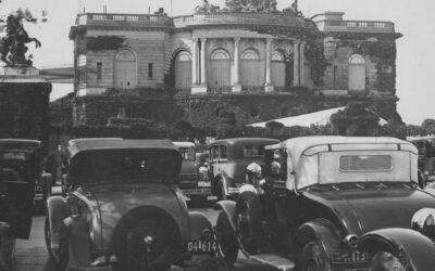 El estacionamiento del Hipódromo