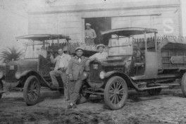 Ford T transportes de bebidas x2slider