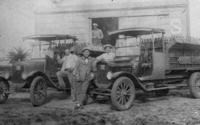 Sin futuro, el pasado de los camiones Ford