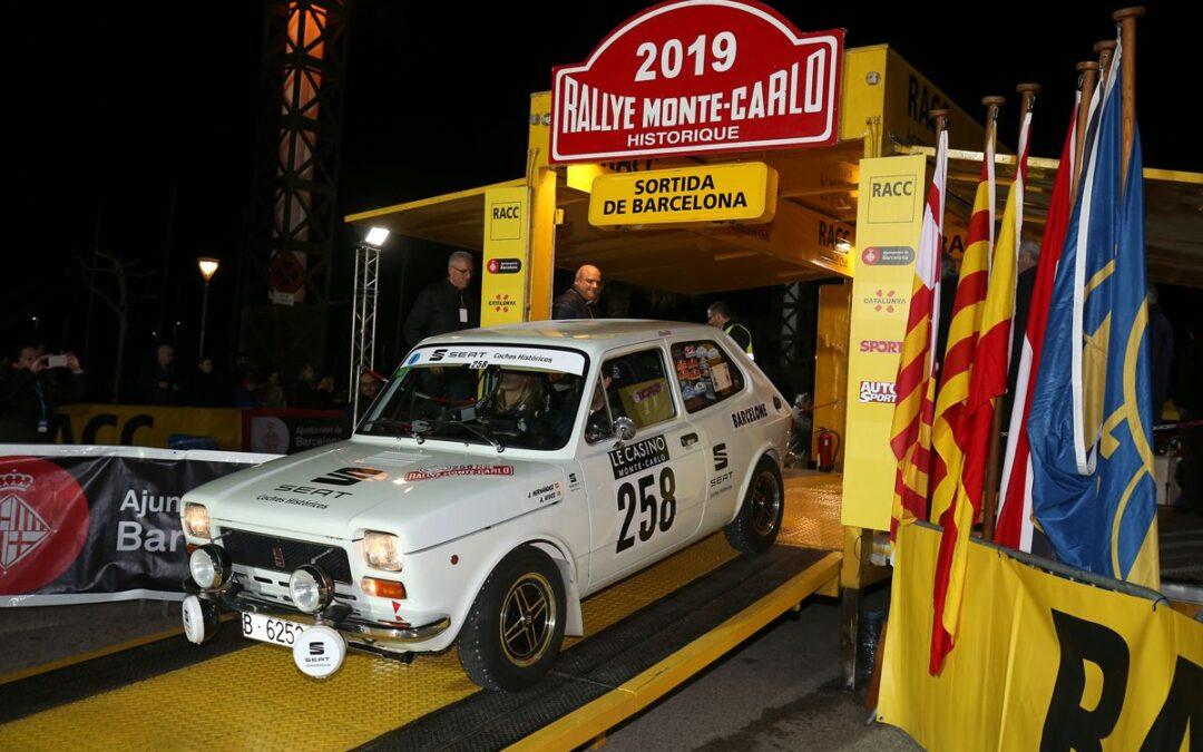 Rally Montecarlo Historique 2019: la noche más larga