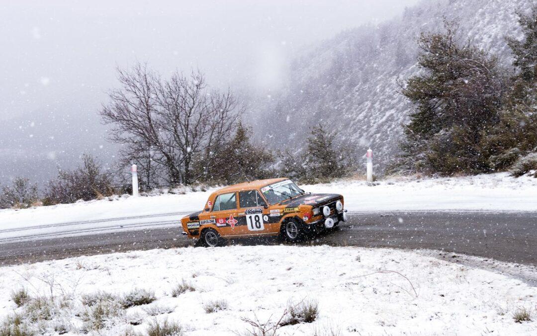 Rally Montecarlo Historique 2019: más nieve, imposible
