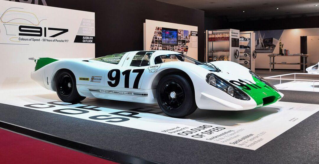Arrancan los festejos por los 50 años del legendario 917