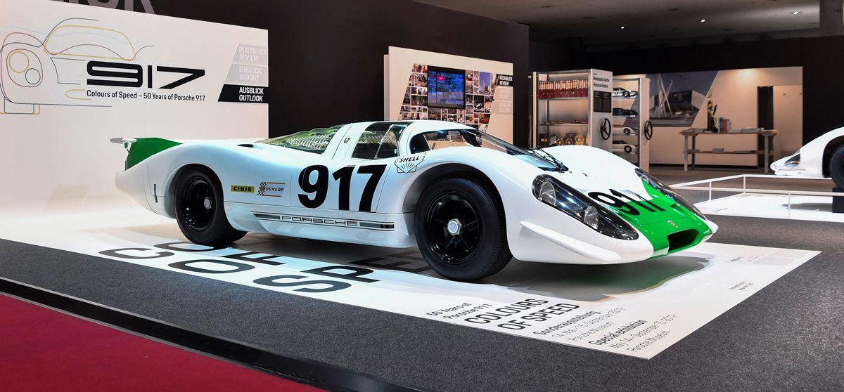 Porsche Museum 2019