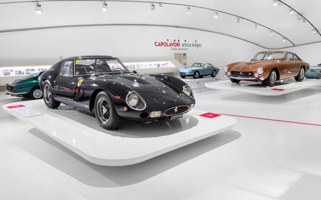 Obras maestra eternas, lo nuevo del Museo Ferrari