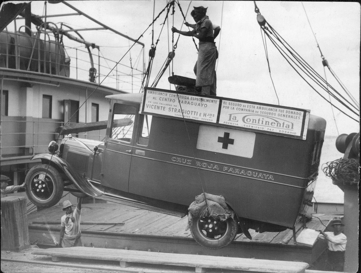 Ambulancia Stragiotti