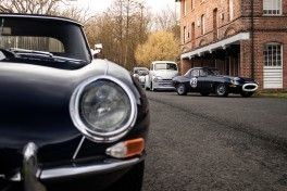 Coffee, Cakes and Classic Cars 12 - Credit Jesse Evison