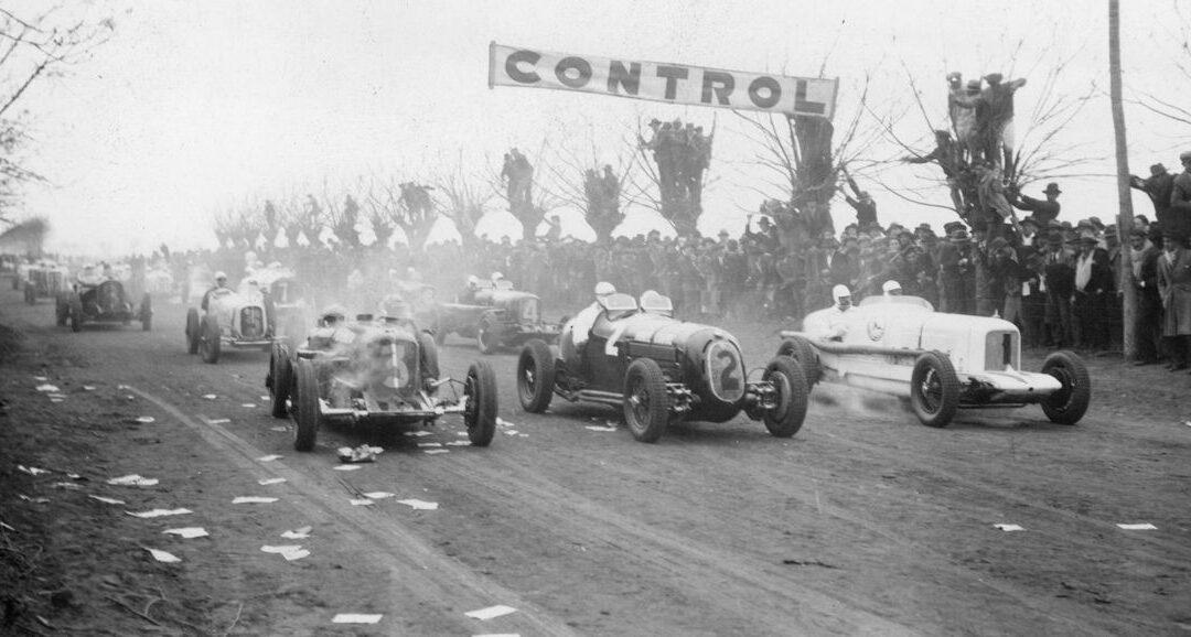 Un siglo de carreras en Rafaela