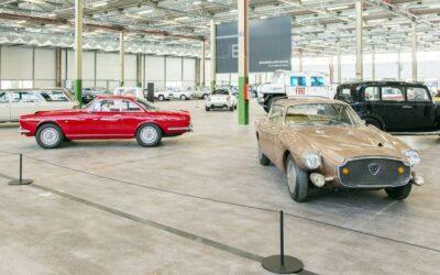 FCA HUB: el universo histórico del Grupo Fiat bajo el mismo techo
