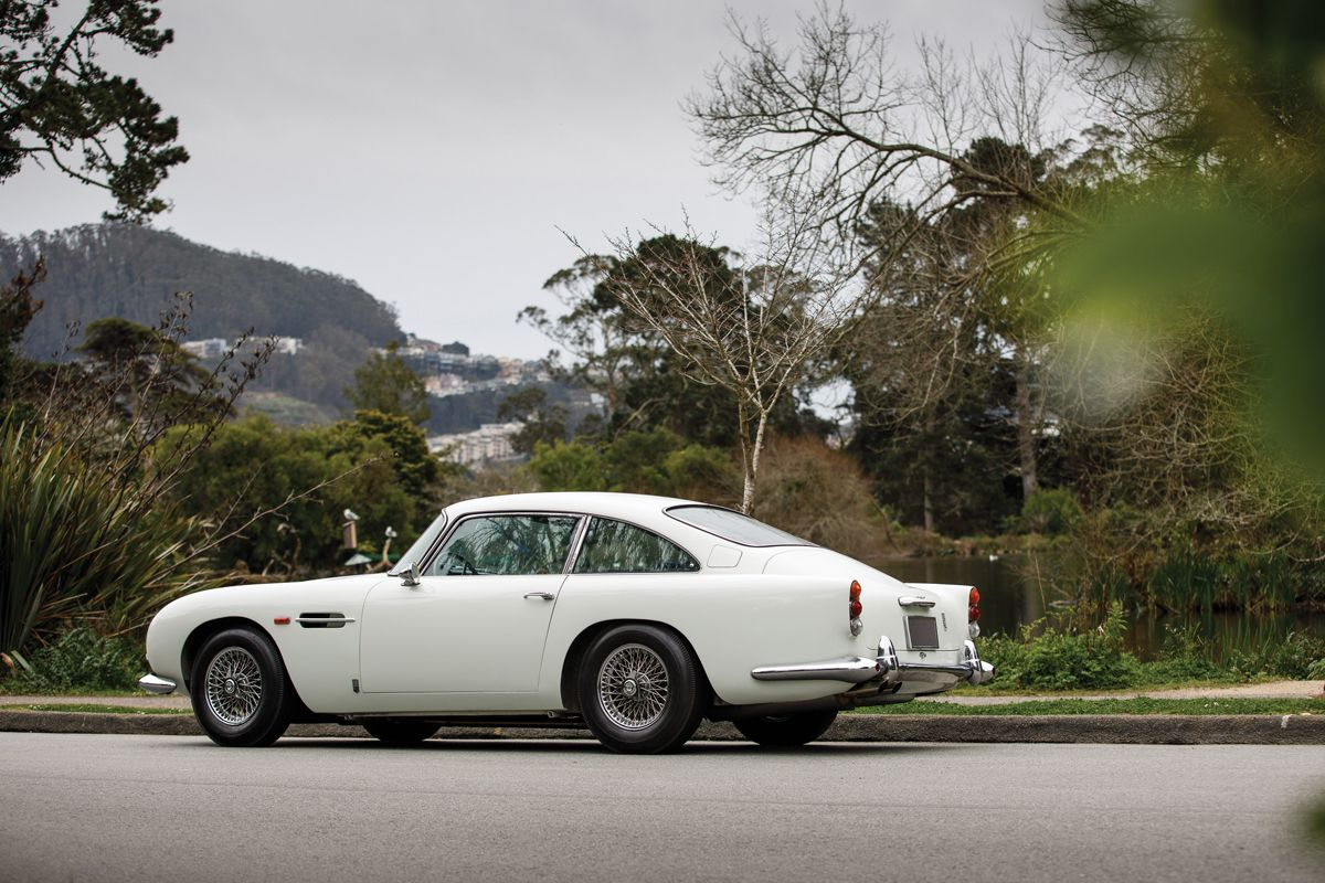 1964 Aston Martin DB5 - Monterey 2019 - David Bush (c) 2019 Courtesy of RM Sotheby's (2)