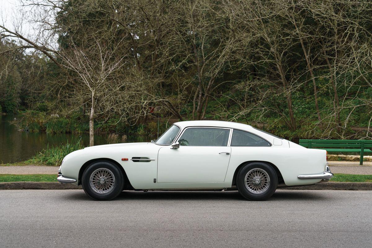 1964 Aston Martin DB5 - Monterey 2019 - David Bush (c) 2019 Courtesy of RM Sotheby's (5)