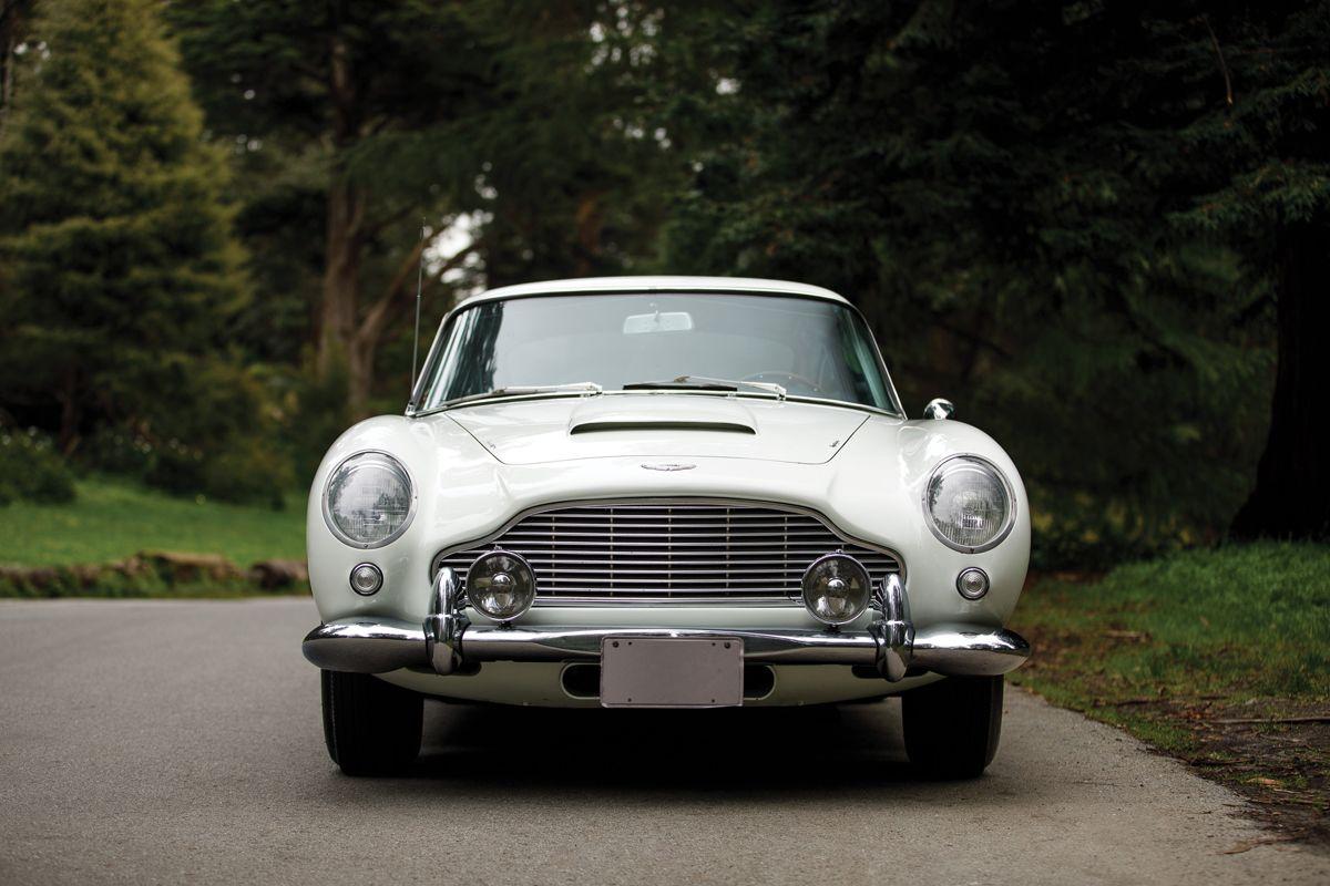 1964 Aston Martin DB5 - Monterey 2019 - David Bush (c) 2019 Courtesy of RM Sotheby's (6)