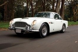 1964 Aston Martin DB5 - slider