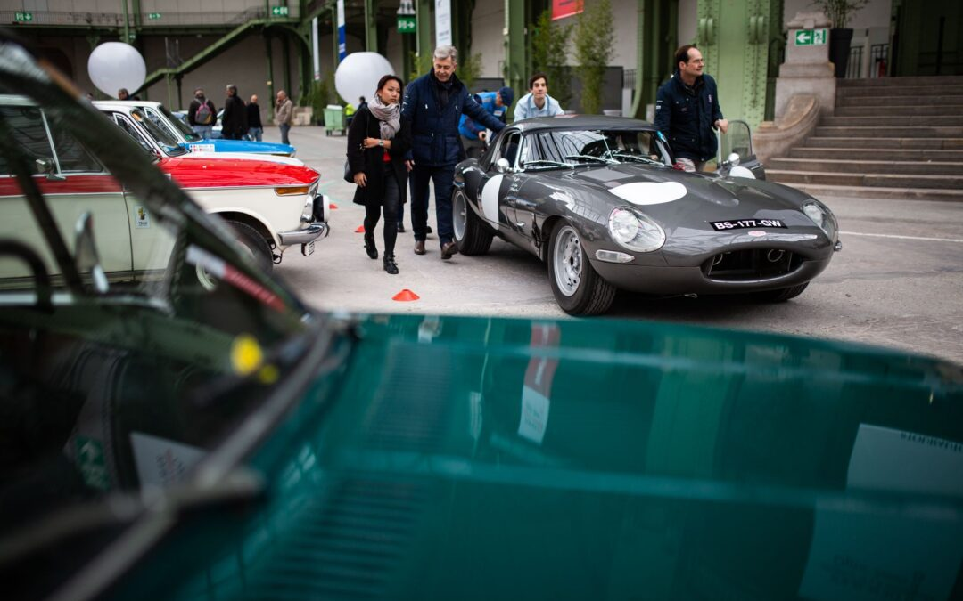 Tour Auto 2019: la hora cero en el Grand Palais