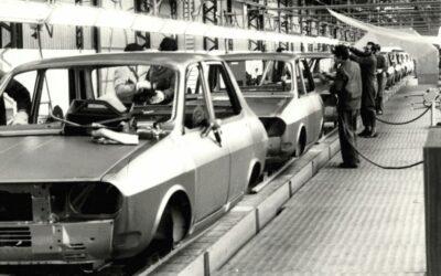 Renault ya produjo 17 millones de autos en España