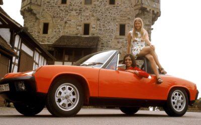 Los 50 años del VW-Porsche 914 llegan con festejos
