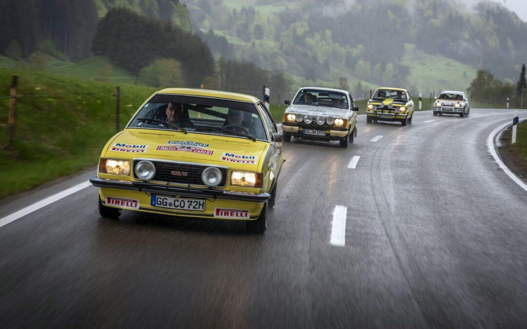 Bodensee Klassic 2019: la participación de Opel