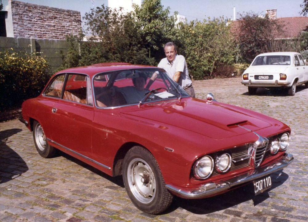 Con papá en el CAS, 1984