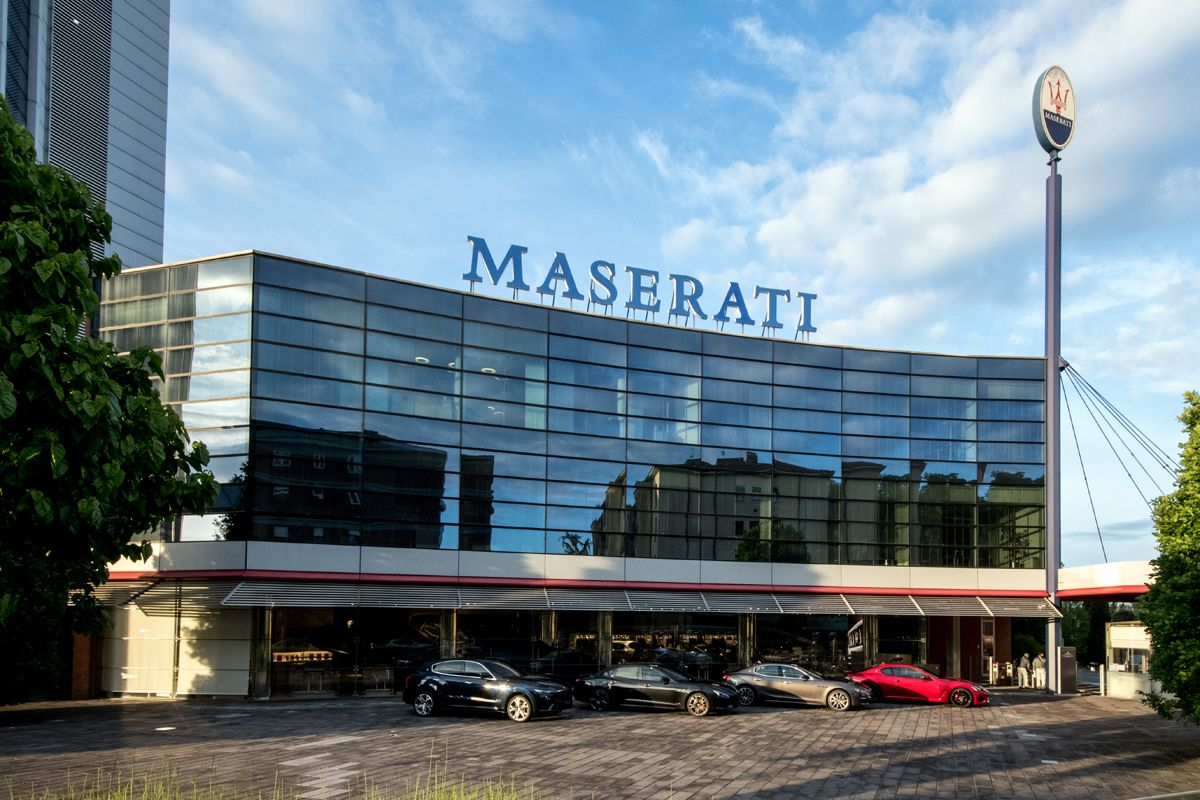Maserati_Headquarter_Modena