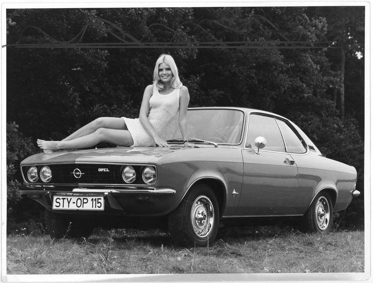 Opel Manta 1970_Alemania