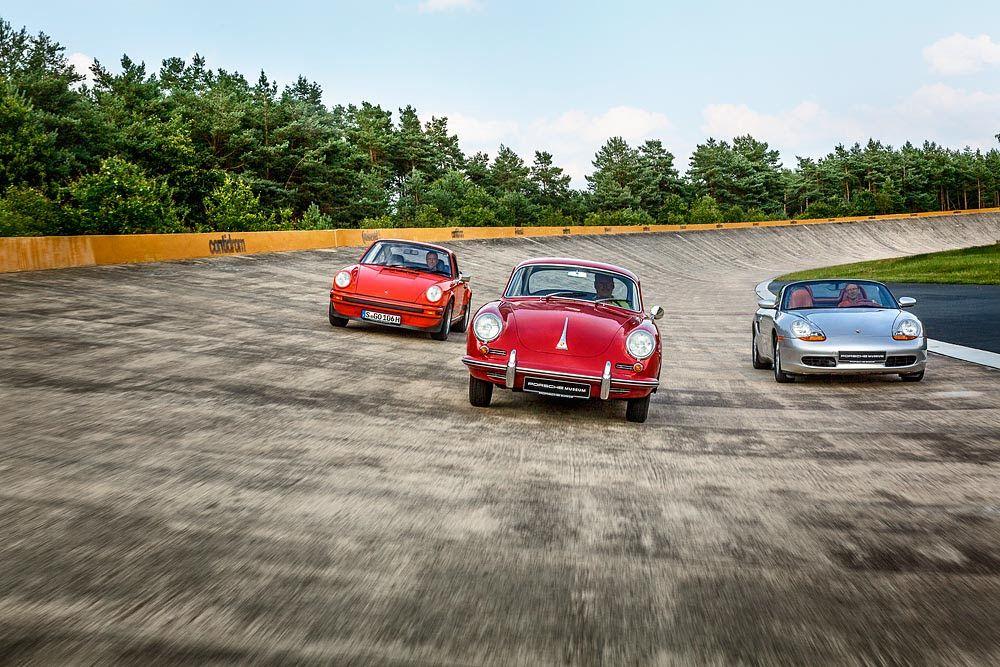 Porsche varios