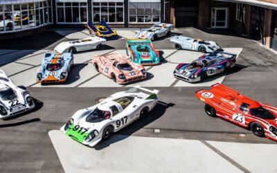 50 años del Porsche 917: Los Colores de la Velocidad
