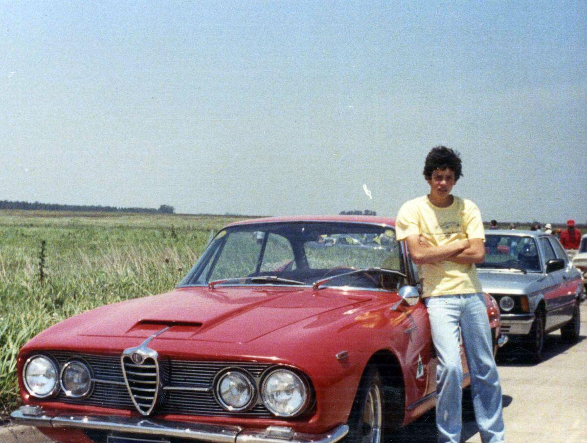 1.- Willy Iacona, Rally San Nicolás 1985