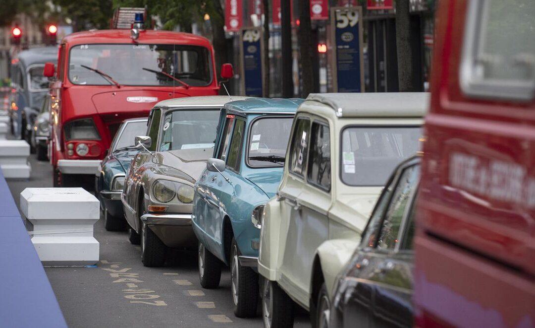 Citroën volvió al barrio para los 100 años