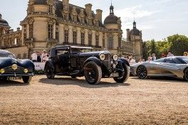 Chantilly Art & Elégance Richard Mille 28 au 30 juin 2019 © Alexis Goure