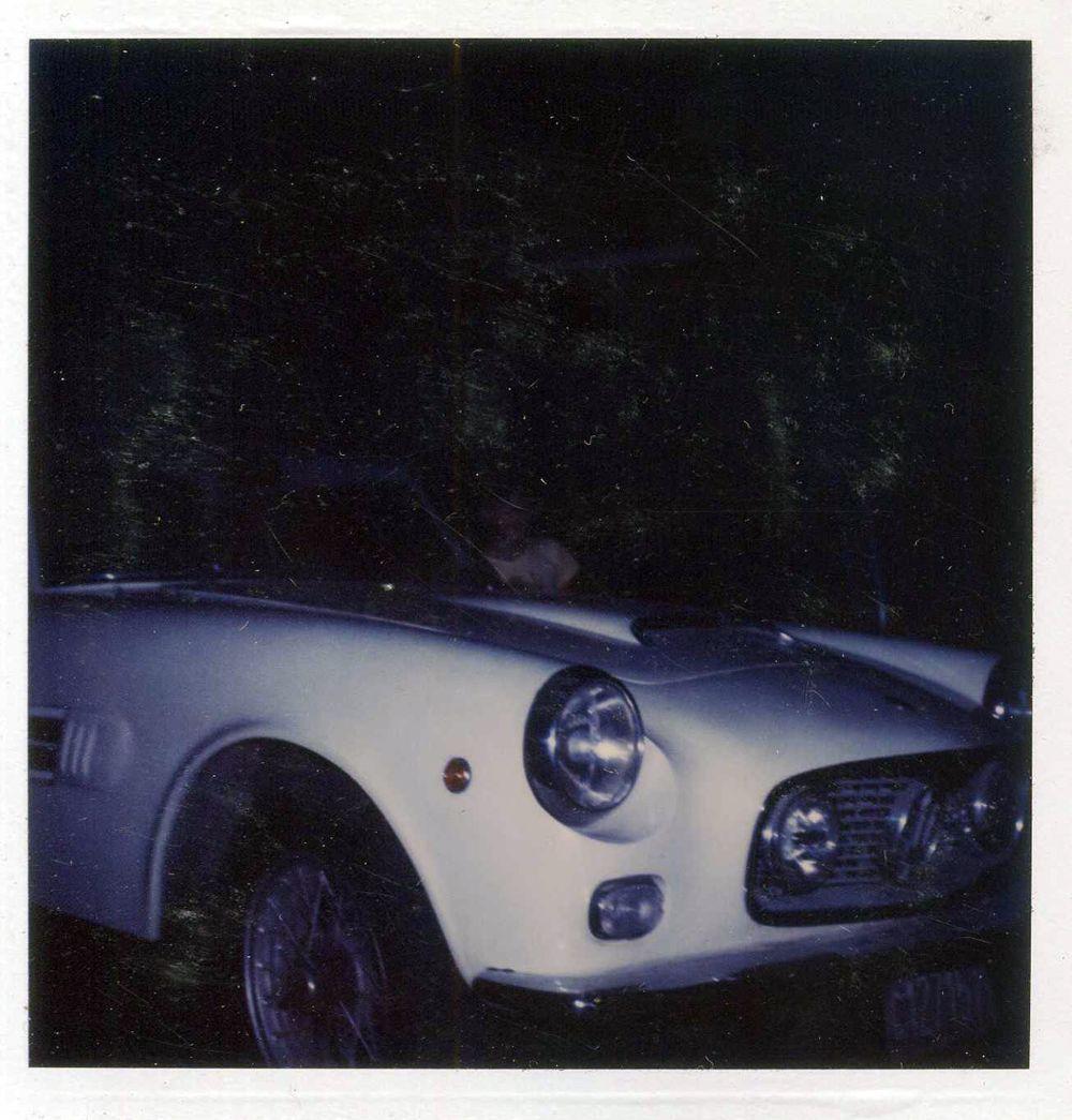 Más de la Maserati y el taller de Cioffi, año 1981