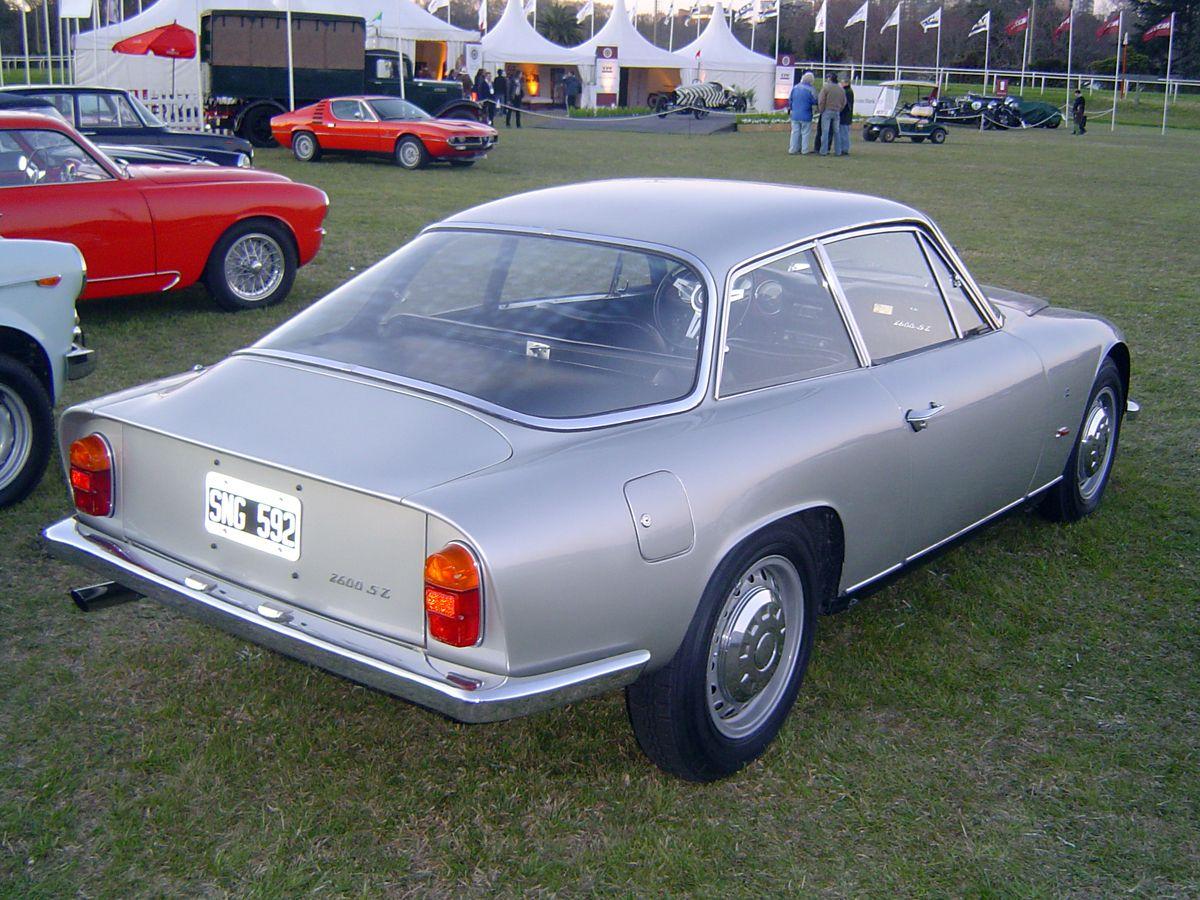 Alfa 2600 Zagato