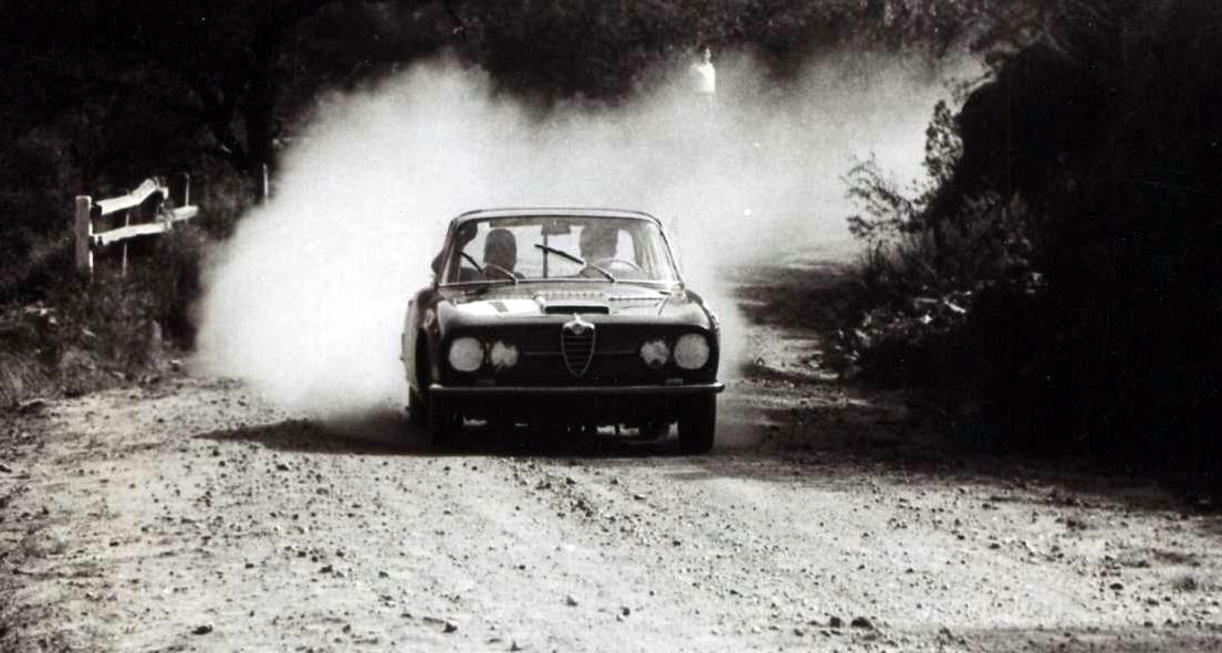 Alfa 2600 slider