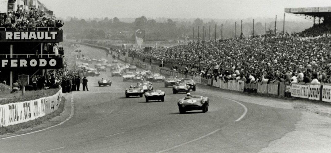 El recuerdo de los 60 años de la victoria de Aston Martin en Le Mans
