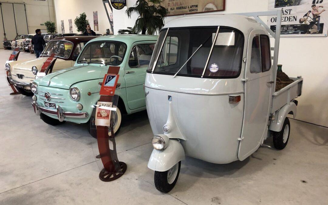 Veni, vidi… Ricci: el museo de autos de Pescara