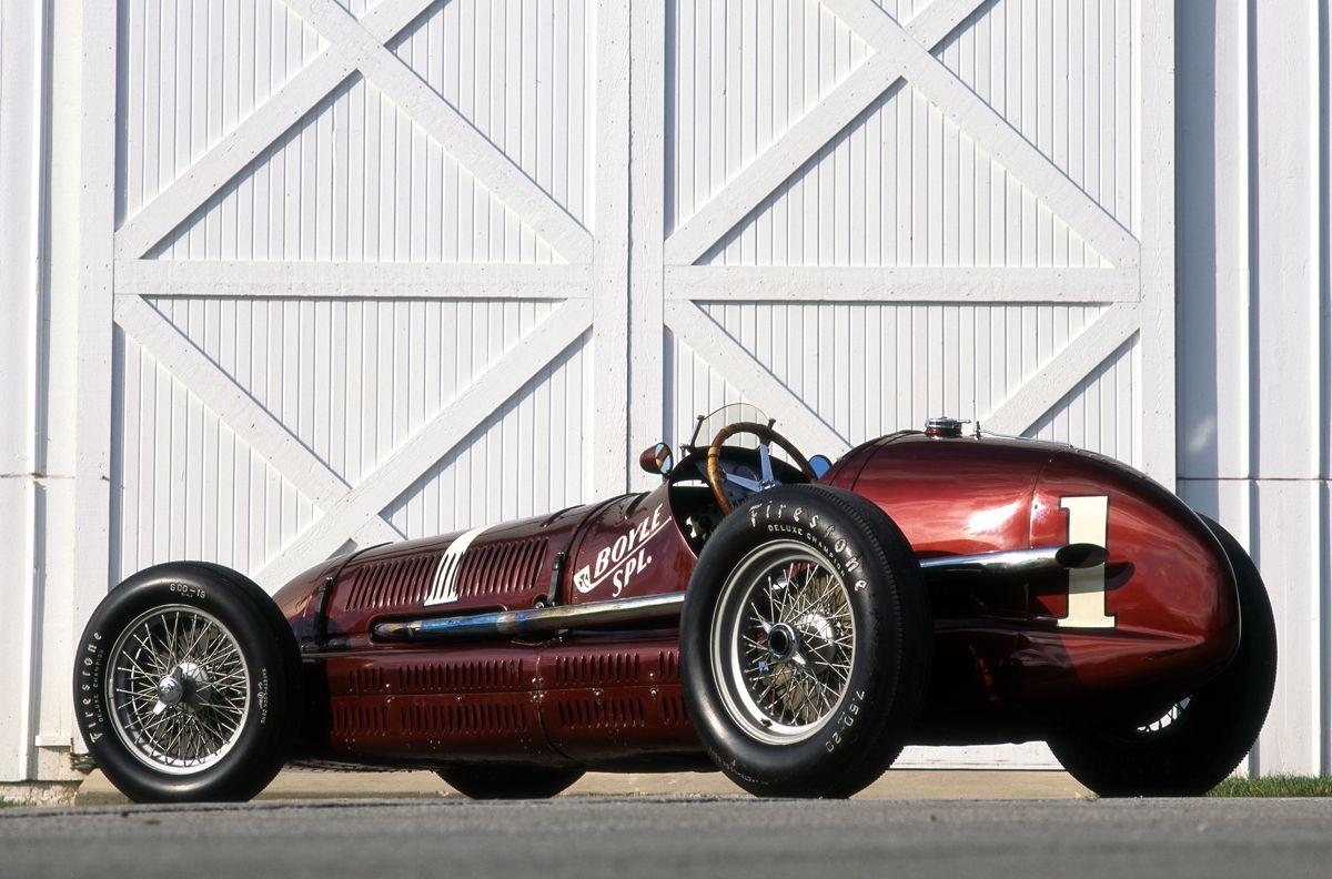 Maserati 8CTF Indianapolis winner_1 c John Lamm