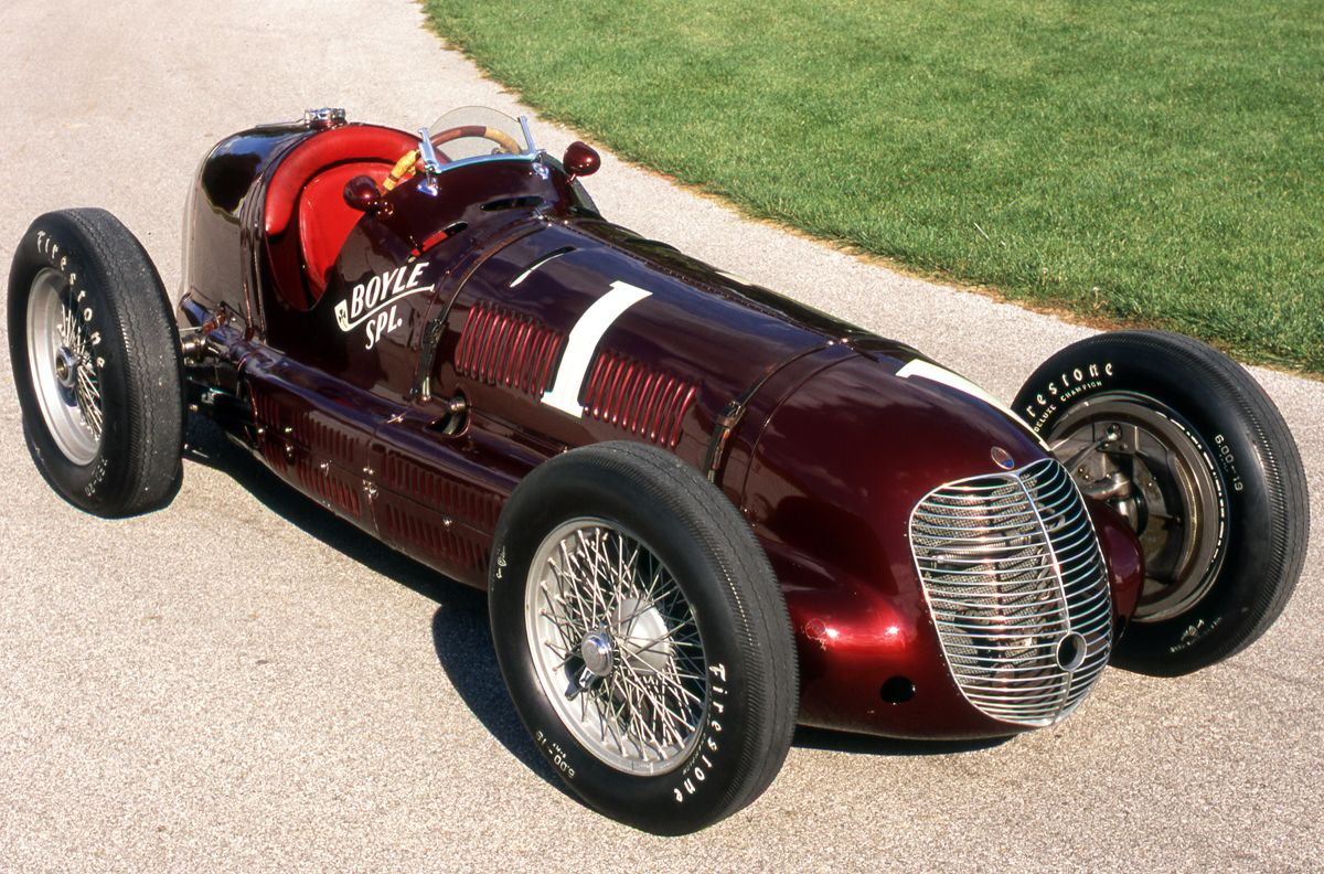 Maserati 8CTF Indianapolis winner_3 c John Lamm