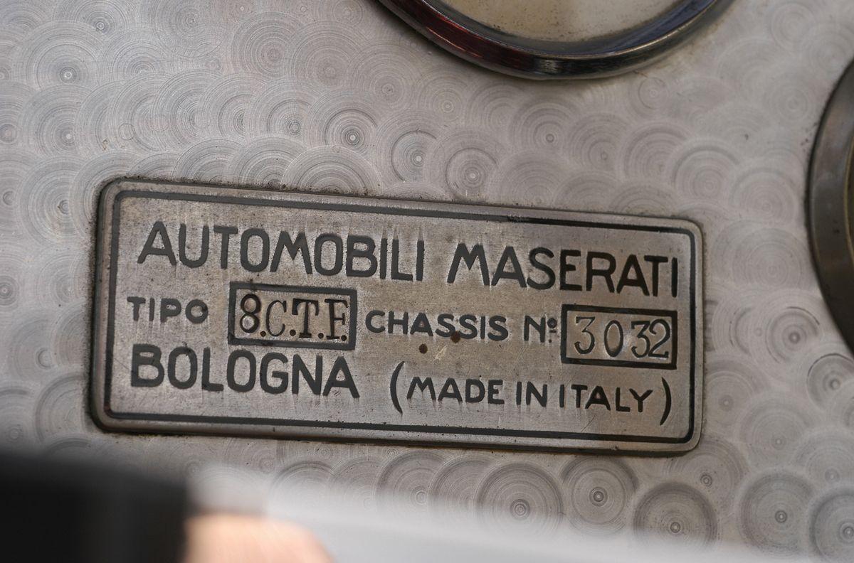Maserati 8CTF Indianapolis winner_8 c John Lamm