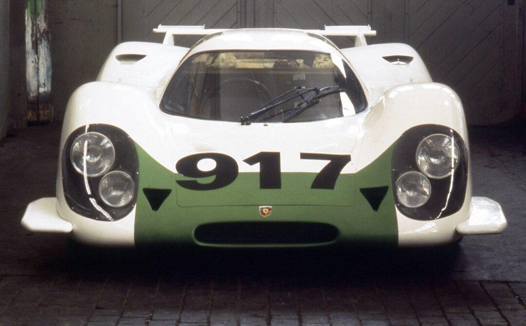 Porsche 917, historia de un auto legendario
