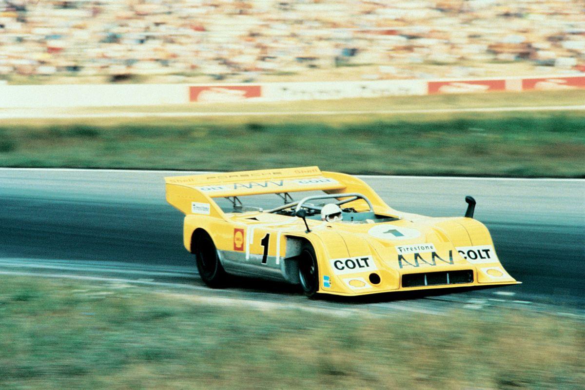 PORSCHE_El Porsche 91710 fue toda una revoluci¢n en la Can-Am en 1972 y 1973, equipando a muchos equipos privados