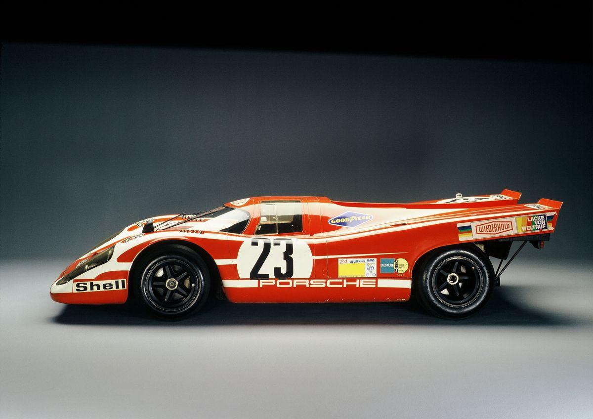 PORSCHE_El Porsche 917K ganador de las 24 Horas de Le Mans de 1970, alineado por Porsche-Austria