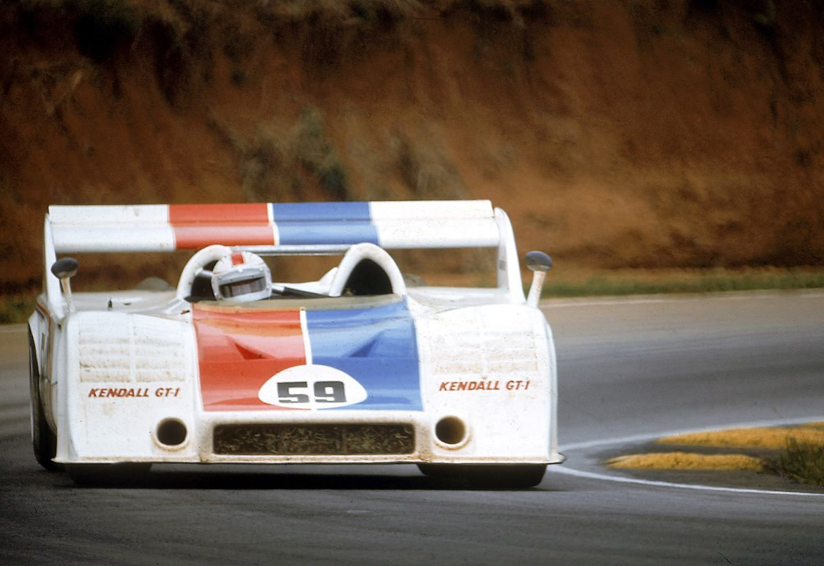 PORSCHE_Porsche 91710 Can-Am del equipo americano Brumos, durante las temporadas 1972 y 1973