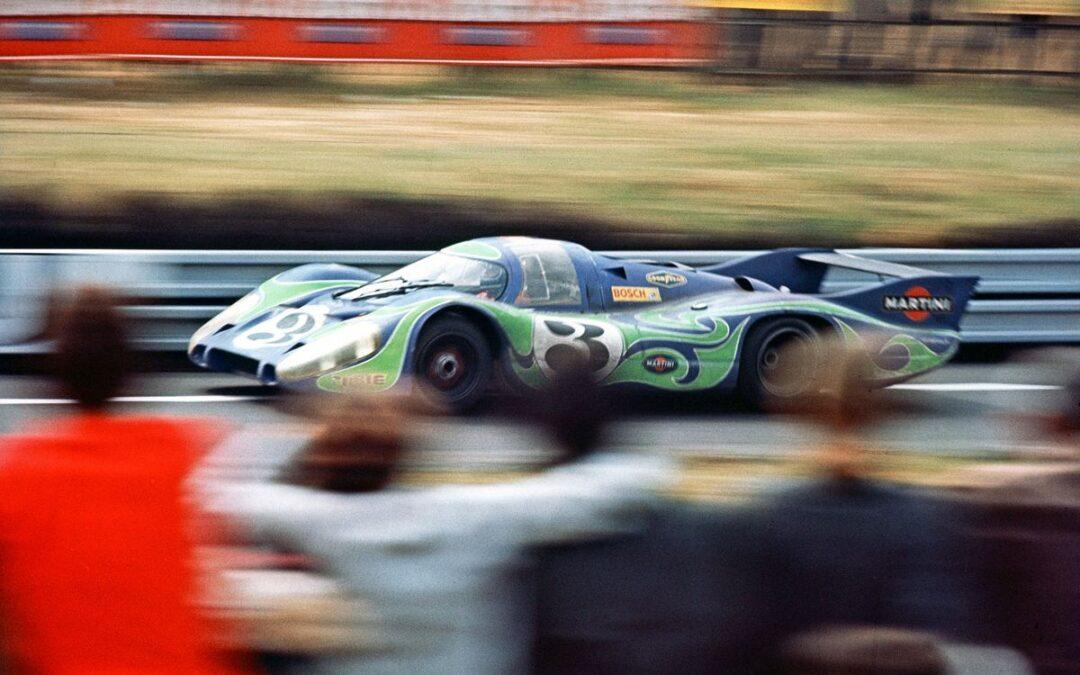 10 curiosidades sobre el Porsche 917