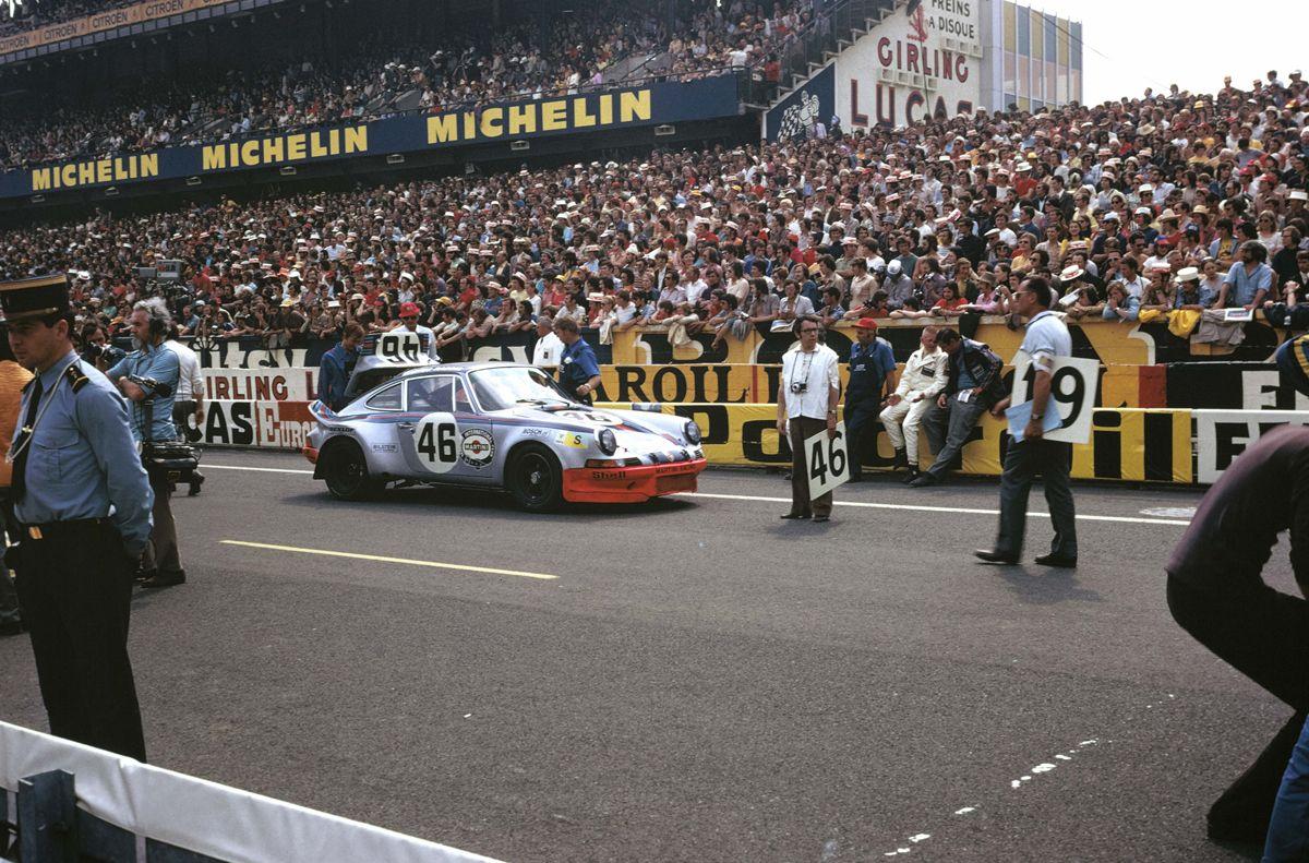 Porsche 911 Carrera RSR - 24 Horas de Le Mans 1973