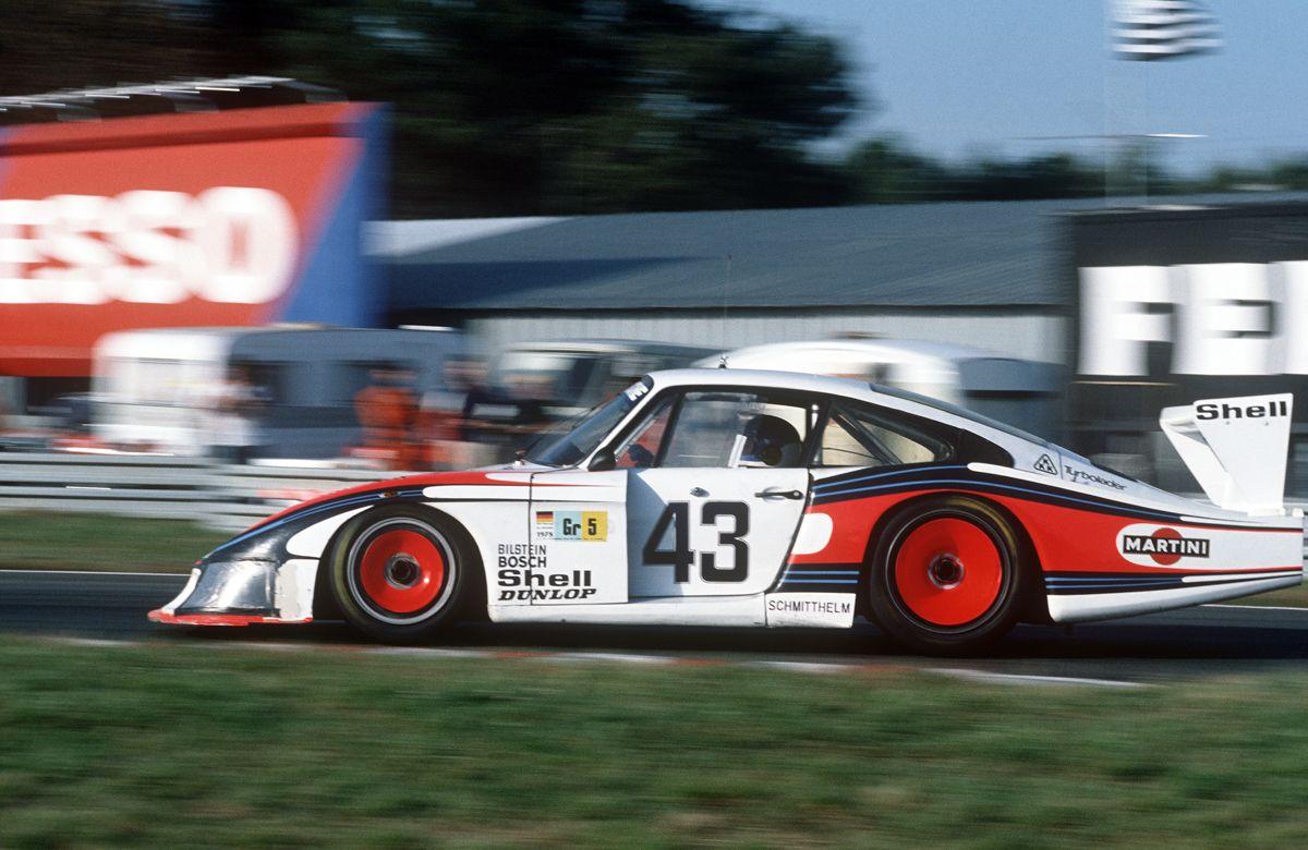 Porsche 935 - 24 Horas Le Mans 1978