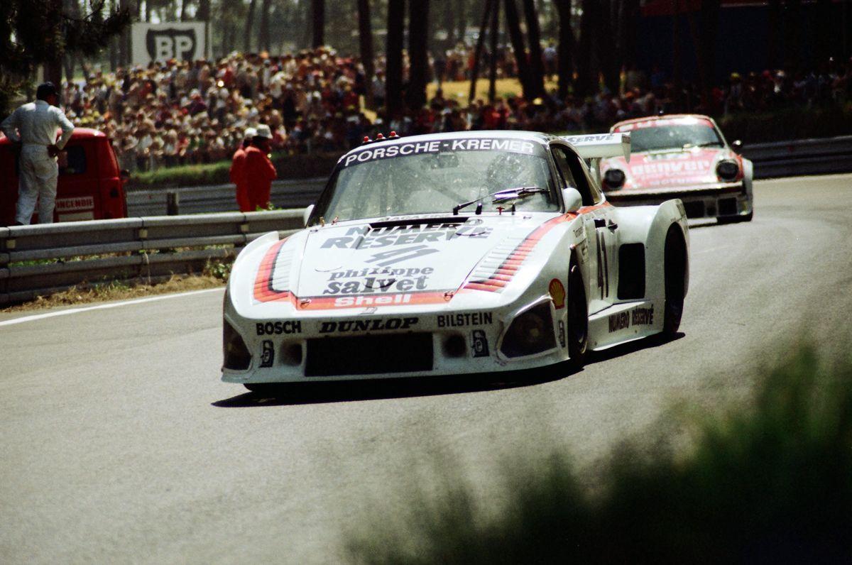 Porsche 935 - ganador de las 24H Le Mans 1979