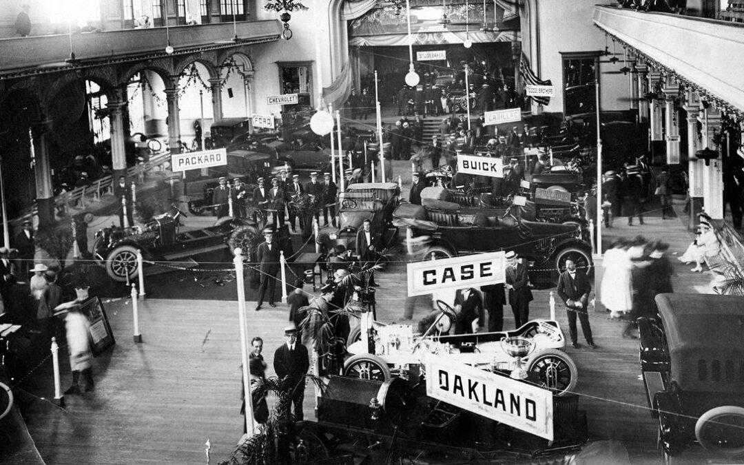 Salón del Automóvil 1918: el centenario que no fue